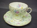 SUPERB CHINTZ FOLEY CUP and SAUCER