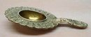 BEAUTIFUL ANTIQUE ORNATE TEA STRAINER