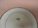 SPODE & STERLING /CHINA DISH/MONOGRAM
