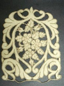 EXQUISITE EMBROIDERY & CUTWORK