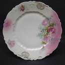 SILESIA PLATE - SHABBY CHIC ROSES