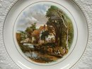 NELSON WARE PLATE - CONSTABLE VALLEY FARM