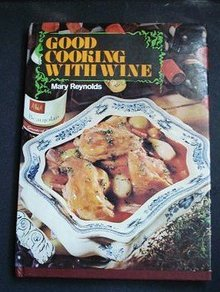 GOOD COOKING WITH WINE COOK BOOK