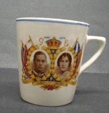 1937 Coronation - MUG