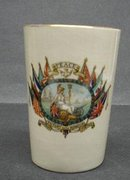 1919 Souvenir - BEAKER - Great Europian War
