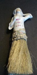 China HALF DOLL Whisk Broom Brush  - 21