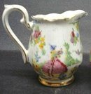 ROYAL ALBERT CREAM JUG -LADY GAY