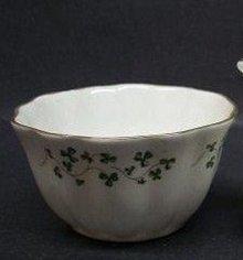 Royal Tara  Sugar Bowl Irish SHAMROCK
