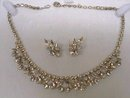 JEWELS of ELEGANCE by SHERMAN NECKLACE &