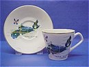 Lord Nelson NOVA SCOTIA Cup and Saucer