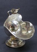 FIGURAL SUGAR AND SCOOP SERVER