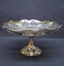 Antique Silver - CAKE Pedestal Stand