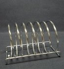 DECO  CHROME TOAST RACK -  STAND