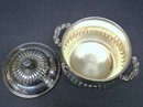 Lovely Silverplated Lided DISH