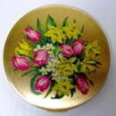 STRATTON Ladies Compact - Tulips