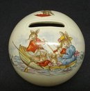 ROYAL DOULTON 1936 BUNNYKINS SAVING BANK