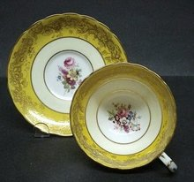 Wonderful Hammersley China CUP and SAUCER