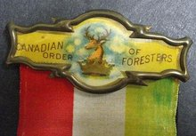 Canadian Order of Foresters In Memoriam