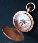 Pocket COMPASS by Longines-Wittnauer