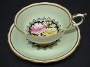 Very Pretty Paragon TEACUP SET Cup and Saucer Chrysanthemums
