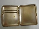 Antique Birks STERLING CIGARETTE CASE