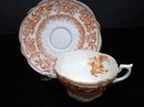 RARE  ANTIQUE Bone China CUP & SAUCER