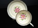 Gorgeous Coalport English China  Cup and Saucer