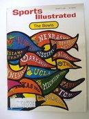 1966 SPORTS ILLUSTRATED MAGAZINE*THE BOWLS*