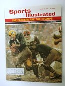 1966 SPORTS ILLUSTRATED MAGAZINE*FOOTBAL*