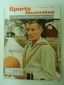 1966 SPORTS ILLUSTRATED MAGAZINE *BASKETBALL*