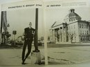 1966 SPORTS ILLUSTRATED MAGAZINE *BASKETBALL*
