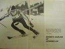 1966 SPORTS ILLUSTRATED MAGAZINE *SKIING*