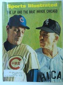 1966 SPORTS ILLUSTRATED MAGAZINE *BASEBALL*