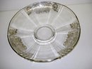 SUPERB - HUGE - SILVER - OVERLAY - BOWL