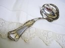 WMA. ROGERS A1 -  SILVERPLATE GRAVY LADLE