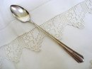 LONG HANDLE SPOON - SIGNED WOOLWORTH