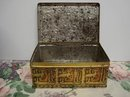 RILEY'S TOFFEE - OLD TIN BOX - THE HUNT