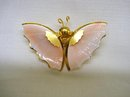 SUPERB VINTAGE BUTTERFLY BROOCH