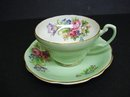 FOLEY CHINA CUP&SAUCER - FOLEY TULIP