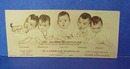 1935 Dionne Quintuplets Card/St.Lawrence Starch Co
