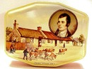 Vintage Toffee Horner Tin - Burns Cottage Ayr