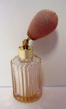 Pink Perfume Bottle Atomizer