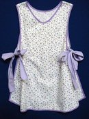 ADORABLE CHILDS - CHINTZ PINAFORE - APRON