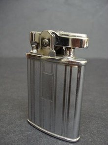 RONSON ART METAL WORKS NJ USA LIGHTER