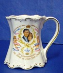 Charming Royalty Mug Diana & Charles