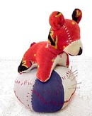 OLD Figural Pin Cushion - PINCUSHION