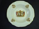 KING GEORGE VI & QUEEN ELIZABETH DISH - ROYAL