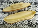 2 Pc.ANTIQUE CELLULOID DECO STYLE NAIL BUFFER