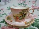 Fanrastic  ROYAL WINTON ANTIQUE CUP and SAUCER