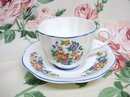 Beautiful CROWNFORD CHINA CUP & SAUCER